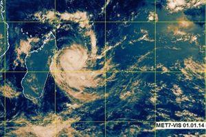 Cyclone BEJISA le 1/01/2014